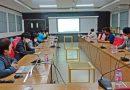 วันที่ 5 กุมภาพันธ์  2564 ประชุมเตรียมความพร้อมในการจัดตั้งทีม การดำเนินงานโครงการมหาวิทยาลัยสู่ตำบล สร้างรากแก้วให้ประเทศ (U2T)