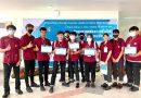 รางวัลชนะเลิศโครงงานระดับนักศึกษาระดับปริญญาตรี การประชุมวิชาการระดับชาติ NCST2021